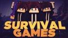 Minecraft Survival Games   Bölüm 104 - Bıktım artık,hacker'lardan!