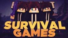 Minecraft Survival Games | Bölüm 104 - Bıktım artık,hacker'lardan!