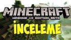 Minecraft : Windows 10 Edition Beta İnceleme