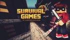 Minecraft:Survival Games | Bölüm 54 - w/Rıdvan Abi,Ahmet
