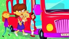 Otobüsün Tekerleği - Çocuk Şarkıları - Bebek Şarkıları - Adisebaba TV