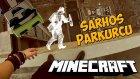 SARHOŞ PARKURCU - Minecraft : BovKoz Adventure Haritası