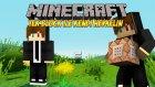 TEK BLOK İLE KENDİ HEYKELİNİ YAP! - Armor Stand Modsuz [Vanilla] - Minecraft