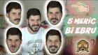 5 Farklı Model 5 Farklı Meriç || Traş Olma Yöntemleri :)