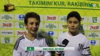 Daniel Galiko - Just Watch Maç Sonu Röportaj - İzmir