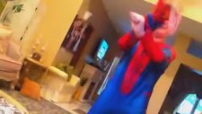Gangnam Style Official Music Video Spiderman Edition