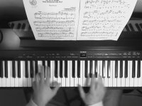 J. S. Bach - Air On The G String (Piyano Versiyon)