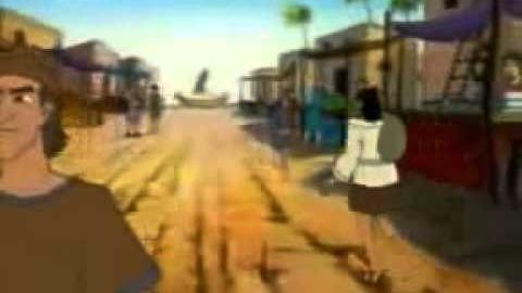 Hz Yunus Cizgi Film Islami Video Burda Ozel