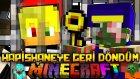 Minecraft | HAPİSHANEYE GERİ DÖNDÜM! | Minecraft MADEN SAVAŞLARI (Hapisten Kaçış) İNANILMAZ KATLİAM!