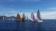 Marmaris'te yelken yarışları start aldı