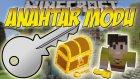 Minecraft - ANAHTAR MODU ! (Sandıklarınızı Kilitleyin)