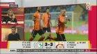 Rize'nin galibiyet golünde  GS TV spikeri yıkıldı!