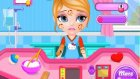 Baby Barbie Skateboard Accident Video - Baby Barbie Games  | Barbie Game Movies