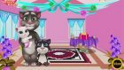 Baby My Talking Tom Birthday Party &   Talking Tom and Angela - Video Game
