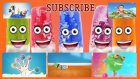 Candy Finger Family And Many More & Nursery Rhymes For Children | Children's Song