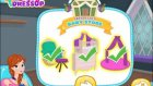 Disney Frozen Princess Anna Dress Up & Anna's Newborn House Makeover  - Disney Frozen Games