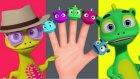 Finger Family Collection - 8 Finger Family Songs | Children's Song