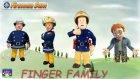 Fireman Sam Finger Family Song & Dady Finger Nusery Rhymes For Children