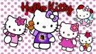 Hello Kitty Finger Family Song   Finger Family Song For Children & English Children's Songs