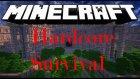 Minecraft-Hardcore-2-Tarım-Ve-Maden!!