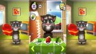 My Talking Tom And Angela | Mary Had A Little Lamb & English Children's Songs