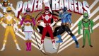 Power Rangers Finger Family Song | Finger Family Song For Children & English Children's Songs