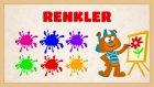 Renkleri Tanıyalım  - Çocuklar İçin Eğitici  Çizgi Film