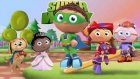 Super Why! Finger Family Song | Finger Family Song For Children & English Children's Songs