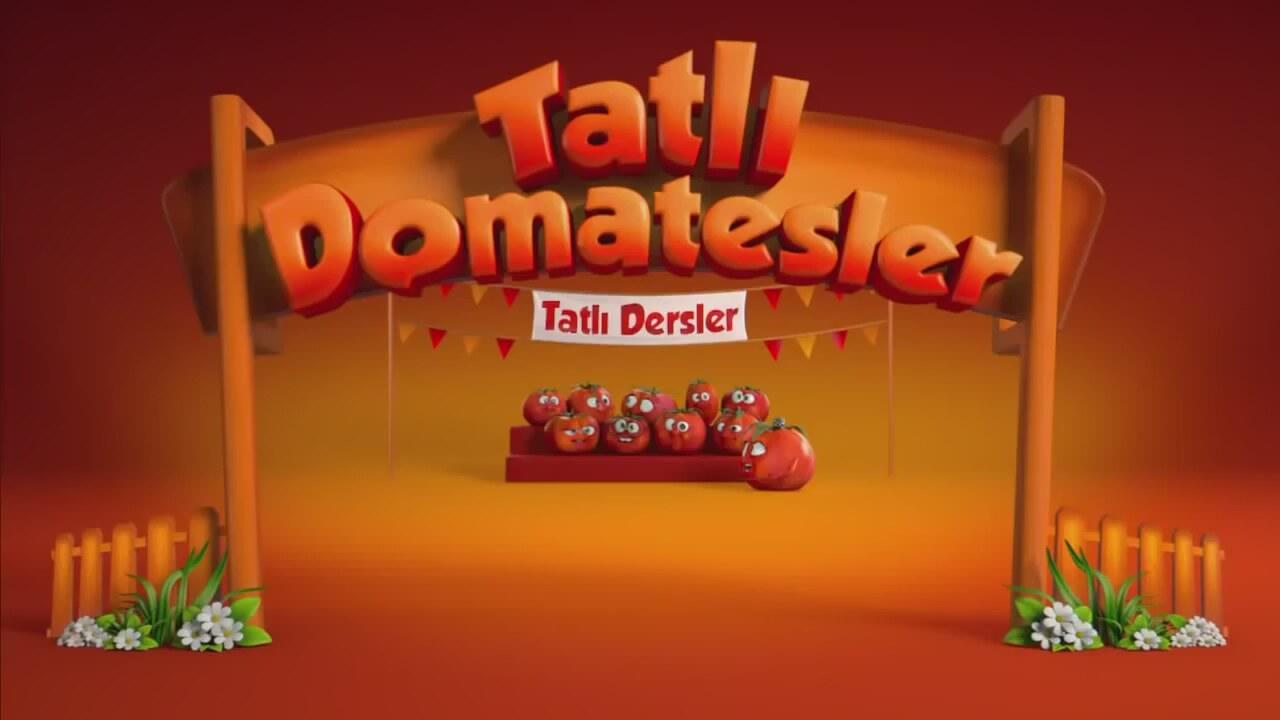 Tatlı Domatesler Okul şarkısı Yeni 2015 Izlesenecom