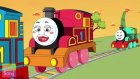 Thomas and Friends Finger Family Song | Finger Family Song For Children & English Children's Songs