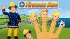 Fireman Sam & Finger Family | Children's Song