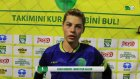 Kaan Akdeniz - Mavi Yeşil Algler Maç Sonu Röportaj - İzmir