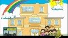 Okulun Kapıları Açıldı - Arapça Müziksiz Çocuk Şarkısı (Semsem Tv)