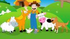 Old McDonald Had A Farm | Children's Song
