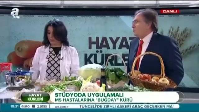 Ibrahim Saraçoğlu Ms Için Buğday Kürü Izlesenecom