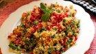 Narlı Tabbule / Bulgur Salatası - Ayşenur Altan Yemek Tarifleri