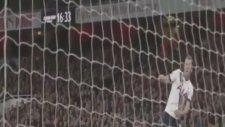 Harry Kane'ın Arsenal'e attığı gol