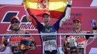 MotoGP'de şampiyon Lorenzo