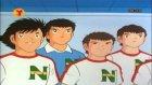 Captain Tsubasa 1983 (105. Bölüm Yine Amansız Mücadele)