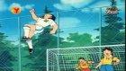 Captain Tsubasa 1983 (31. Bölüm Mükemmel Mücadele)