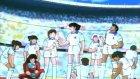 Captain Tsubasa Shin (10. Bölüm Zayıf Defansla Zorlu Bir Mücadele)