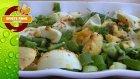 Yeşil Soğan Salatası
