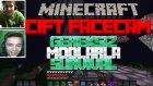 ÇİFT FACECAM! - Gereksiz Modlarla Survival #3