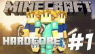 Minecraft Hardcore - Balıkçılık - Bölüm 1