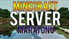 Minecraft Server Maratonu! - Montaj