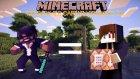 TEK BLOK İLE CAPTAİNSPARKLEZ OL! Modsuz [Vanilla] - Minecraft