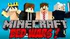 Yatak Savaşları - w/Minecraft Evi,Ozan Berkil,Wolvoroth G. (BedWars) #6