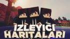 Minecraft İzleyici Haritaları | Bölüm 3 - Silahlı yay ve mermili ok!