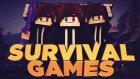 Minecraft Survival Games   Bölüm 101 - w/Ghost Gamer, Ahmet Aga