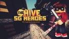 Minecraft:SG Heroes | Bölüm 4 - 1080P!